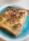 チーズハニーウォールナッツトースト