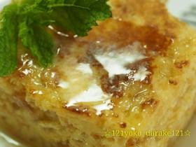 簡単☆残ったパン粉&卵でフレンチトースト