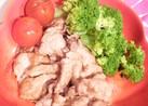 豚肉のバルサミコソテー