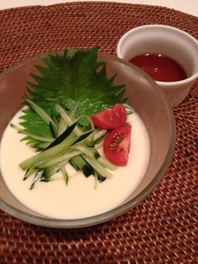 とろーり豆腐(ファミマ風)
