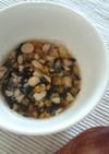 離乳食中期〜☆大豆とひじきの煮物