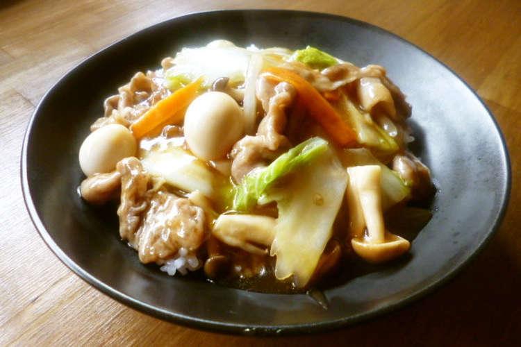 丼 レシピ 位 1 中華 人気