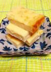 ずぼらチーズケーキ