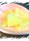 *離乳食後期*りんごのコンポート*
