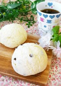クッキー生地が簡単♡HBでメロンパン