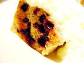 ●口の中でとろけちゃう!激ウマ★チョコバナナシフォンケーキ