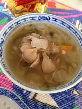 ☆脂肪燃焼スープ〜中華風〜☆