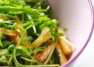 水菜とお揚げ はりはり★サラダUJPZ