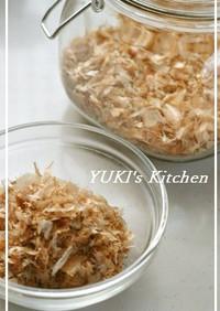 ★万能調味料⁑YUKI⁑の《 鰹節粉 》