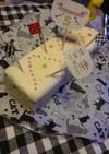 安可愛く!アイスケーキ!誕生日X'mas