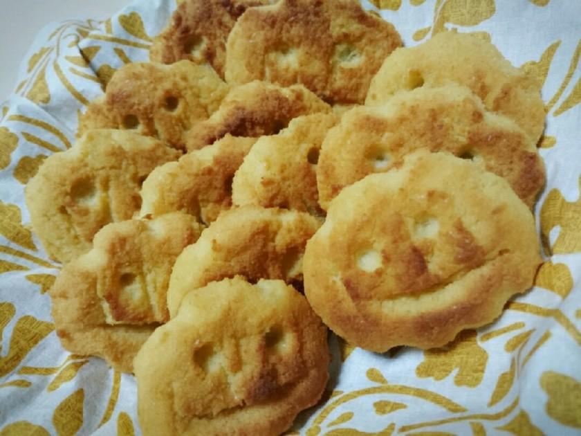 ヘルシーおからクッキー