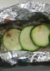 白身魚のホイル蒸し焼き