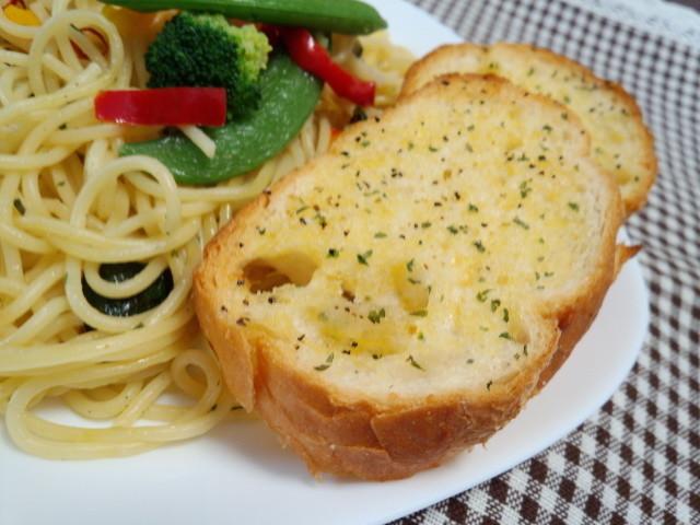 ガーリックトースト☆食パン/フランスパン