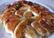 スタミナ満点鉄鍋餃子