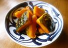 かぼちゃの煮物♪