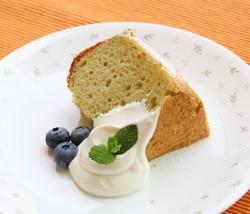 アスパラシフォンケーキ