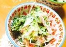 簡単♪ブロッコリーとカニカマのサラダ