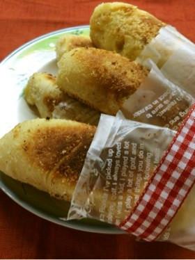 発酵なし!簡単焼きカレーパン