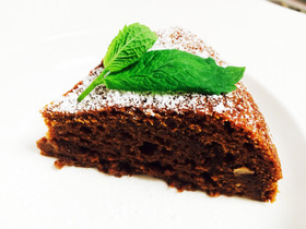 簡単!炊飯器でチョコレートケーキ