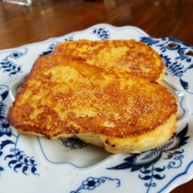 簡単手軽なフレンチトーストの作り方