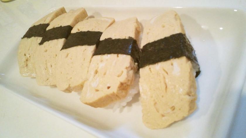 子供も喜ぶ♫玉子のお寿司