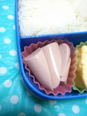 お弁当に☆魚肉ニソ