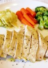 ★フライパン一つで鶏肉と野菜の酒蒸し★
