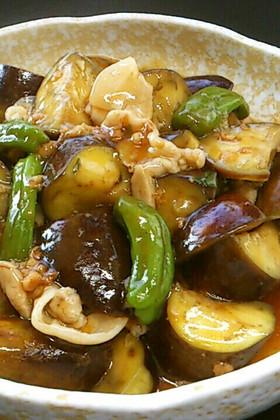 麻婆豆腐の素★茄子大量消費《麻婆茄子》