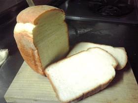 HB★翌日でもふわふわもちもち湯種食パン