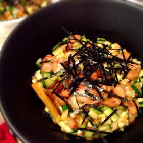【夏バテ防止】スタミナ豆腐