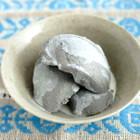 黒ゴマココナッツミルクプリン