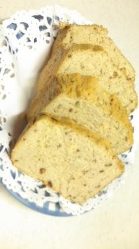 糖質制限〇小麦粉なし!HBでおからケーキ