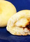 簡単♡HMで発酵なし海苔佃煮とクリチパン