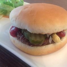 マクドナルドのハンバーガー完全再現☆