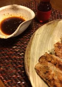 ぷよみぃんちの餃子のタレ