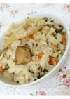 デパ地下の味❇︎鶏ごぼうの混ぜご飯❇︎