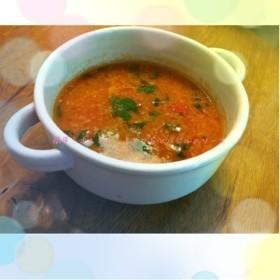 簡単!オシャレ!!トマトとバジルのソース