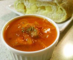 ハンガリーの定番 グラーシュスープ