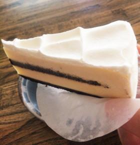 市販で☆アイスケーキ