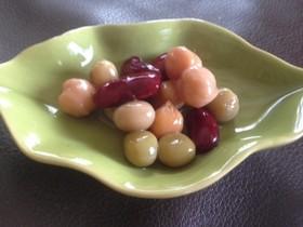 ヘルシーお豆のピクルス