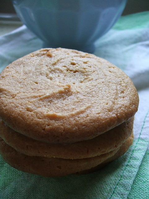 世界で1番簡単☆さくさくピーナツクッキー