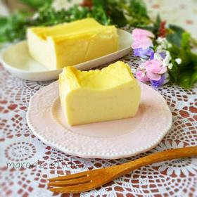 モチモチ♡ベイクドヨーグルトケーキ