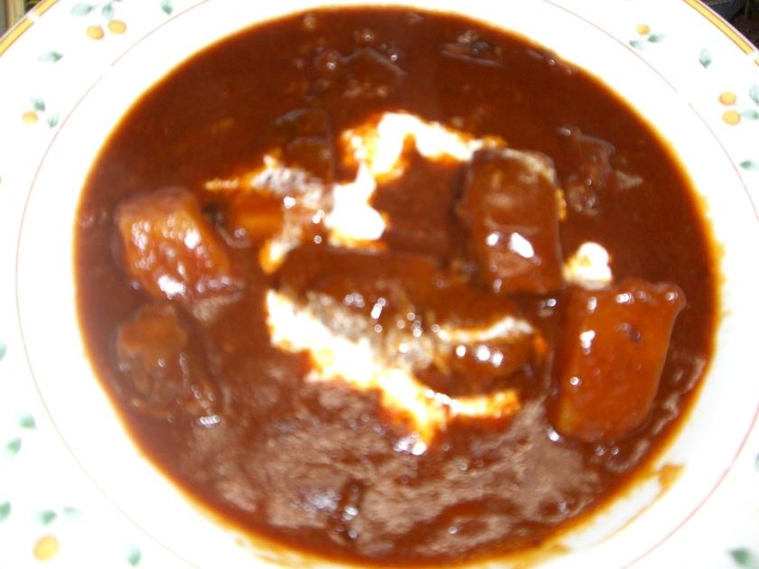 お肉トロットロ!洋食屋のビーフシチュー