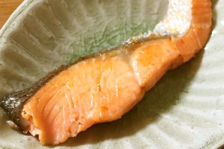 塩鮭 レシピ 人気