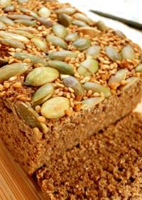 【小麦ふすま発酵種】100%ふすまパン