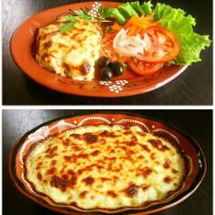 ポルトガル★鱈とポテトのクリームグラタン