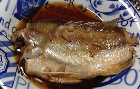 主人が喜ぶ!簡単いしもち(白身魚)煮つけ