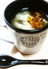 ゴーヤのわた★あと一品干し海老のスープ