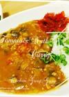 簡単♪トマト&ナスのひき肉カレー