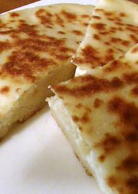 優しいお味のチーズパン☆ハチャプリ風